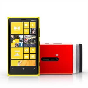 Nokia Lumia 920 mit Windows Phone 8